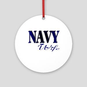 navyife Ornament (Round)