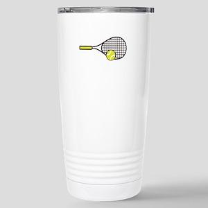 TENNIS RACQUET & BALL Travel Mug