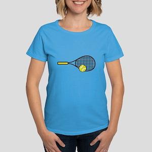 TENNIS RACQUET & BALL T-Shirt
