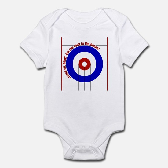 Curl! Infant Bodysuit
