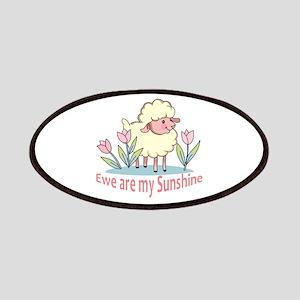 EWE ARE MY SUNSHINE Patch