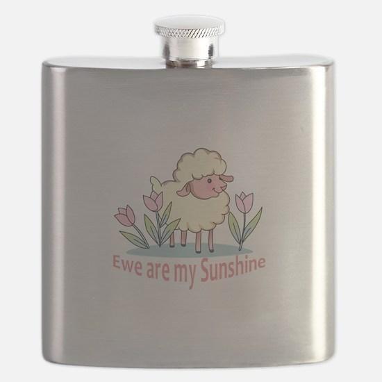 EWE ARE MY SUNSHINE Flask
