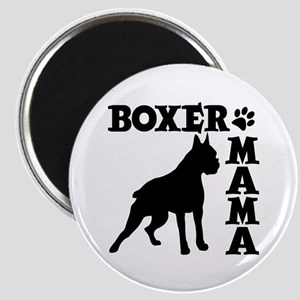 BOXER MAMA Magnet