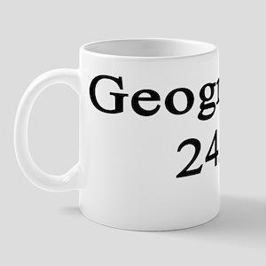 Geography 24/7  Mug