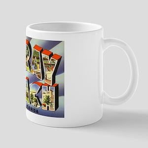 Delray Beach Florida Mug