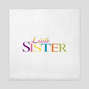 Little Sister Queen Duvet
