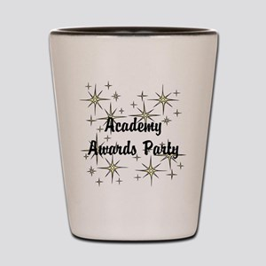 Academy Awards Party Shot Glass