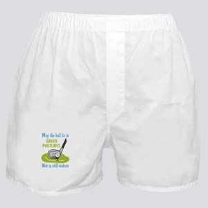 GOLFERS PRAYER Boxer Shorts