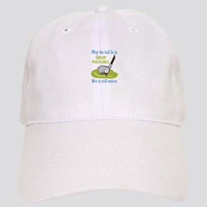GOLFERS PRAYER Baseball Cap