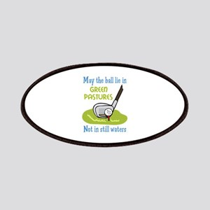 GOLFERS PRAYER Patch