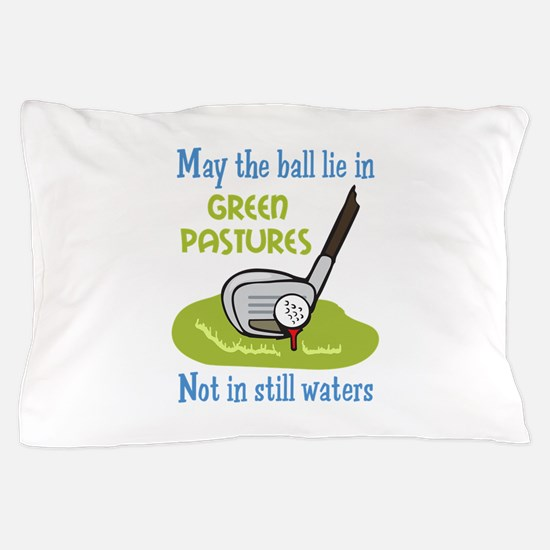 GOLFERS PRAYER Pillow Case