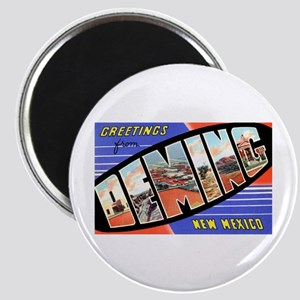 Deming New Mexico Magnet