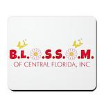 Blossom Logo Mousepad