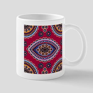 .Paisley Mugs