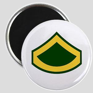 "Army E3 ""Class A's"" Magnet"