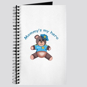 MOMMYS MY HERO Journal