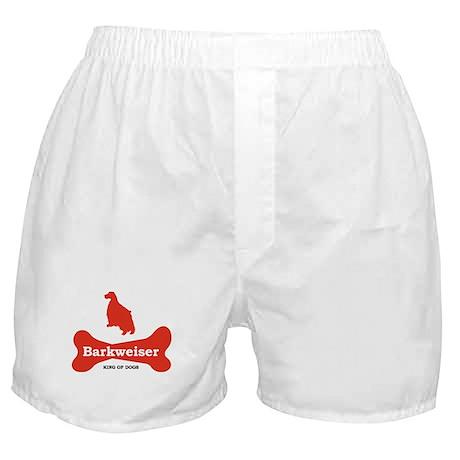 English Springer Spaniel Boxer Shorts