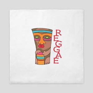 RAGGAE MUSIC Queen Duvet