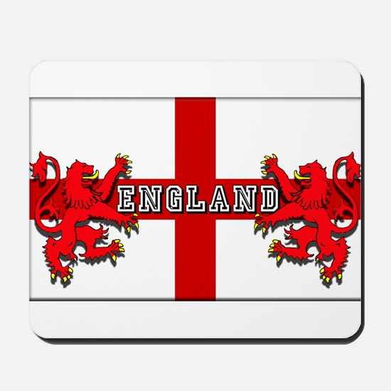 England Red Lions Mousepad