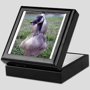 Canadian Goose #3 Keepsake Box