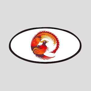 SMALL PHOENIX BIRD Patch