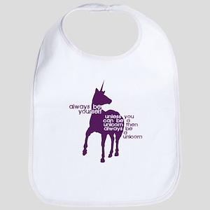 Unicorns Bib