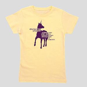 Unicorns Girl's Tee