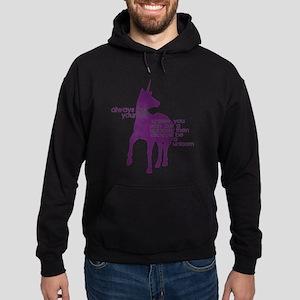Unicorns Hoodie (dark)