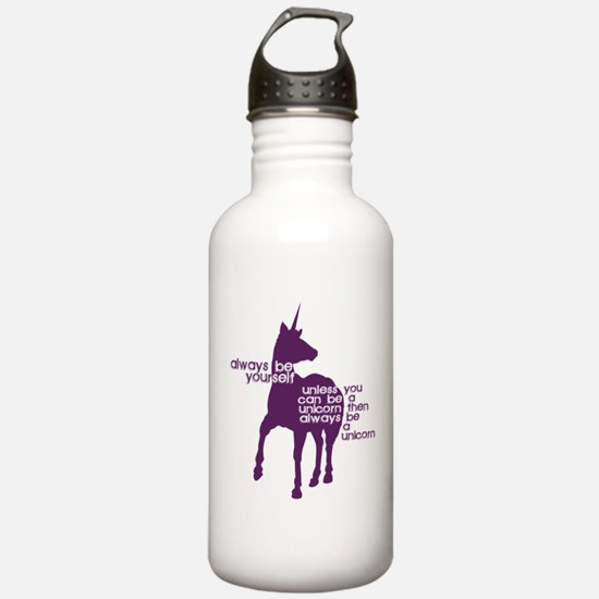 Unicorns Water Bottle