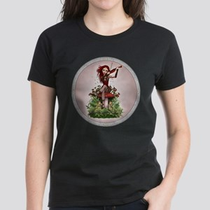 Coral Fairy and Violin T-Shirt
