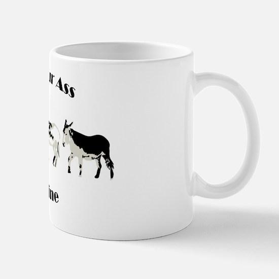 Get in line Mug