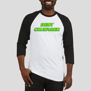 Debt Crusader Baseball Jersey