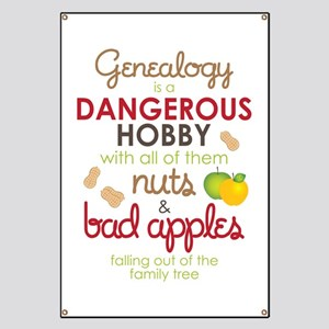 Genealogy Nuts Banner