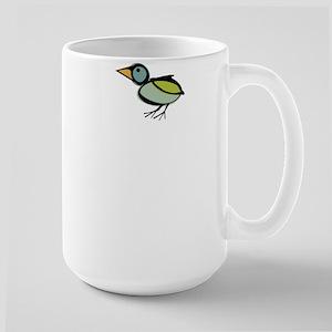 Bird Large Mug