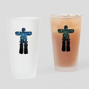 SHINE THE NIGHT Drinking Glass