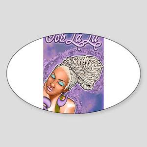 Ooh La La Sticker