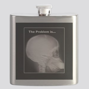 foot in mouth xray Flask
