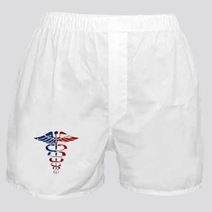 American Caduceus Boxer Shorts