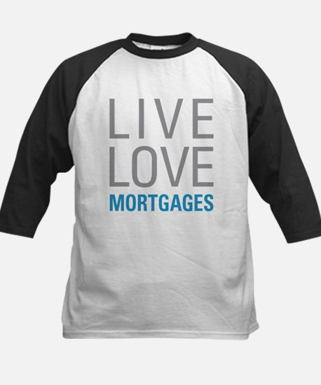 Mortgages Baseball Jersey