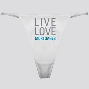 Mortgages Classic Thong
