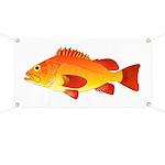 Yelloweye Rockfish Banner