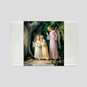 Ten Commandments - Adultery Rectangle Magnet