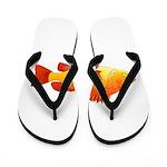 Yelloweye Rockfish Flip Flops