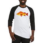 Yelloweye Rockfish Baseball Jersey