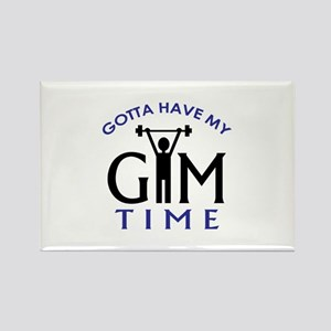 Gotta Have My Gym Time Magnets