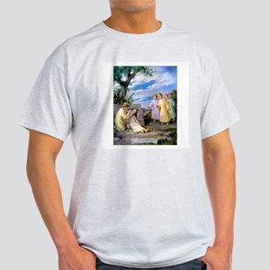 Ten Commandments - Shalt Not Light T-Shirt
