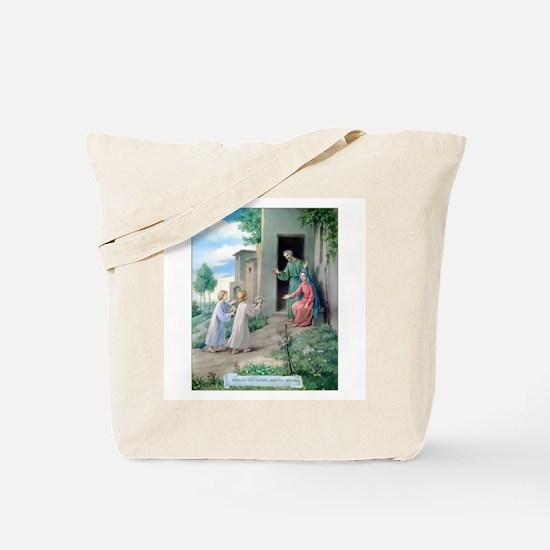 Ten Commandments - Mother and Tote Bag