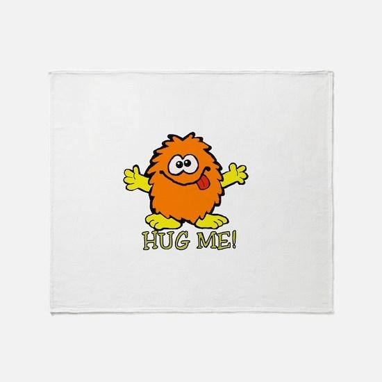 HUG ME! Throw Blanket