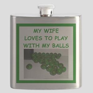 paintball Flask