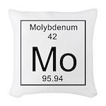 42. Molybdenum Woven Throw Pillow